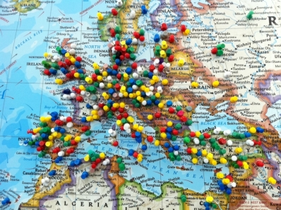 3DMapEurope